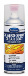 Eastwood 2K Aerosol Clear Coat High Gloss