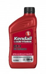 Kendall ® GT-1 High Performance 10W 40