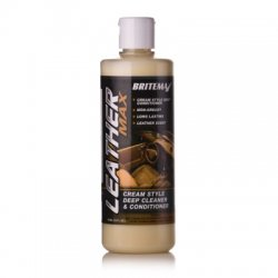 Britemax  Leather Max  Cream Style Mild Cleaner & Conditioner