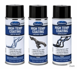 Eastwood Factory Gray High Temp Coating Spray