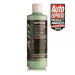 Britemax Cleaner, Polish and Wax