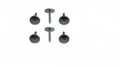 Astro vent screws for 1968-69 Camaro/Firebird