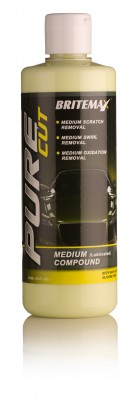 Britemax  Pure Cut   Medium Lubricated Compound