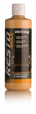Britemax  Resto Max  Light Lubricated Compound