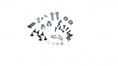 Console mounting hardware kit for 1968-1969 Camaro models