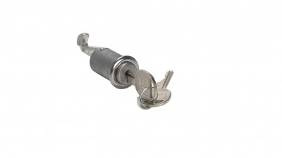 Glove box latch cylinder for 1967-1968 models with late-style keys