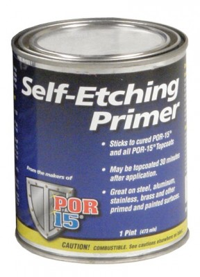POR15 Self Etching Primer
