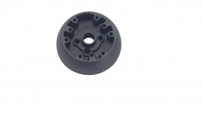 Steering wheel adapter hub for 1969 models