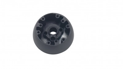 Steering wheel adapter hub for 1967-1968 models.